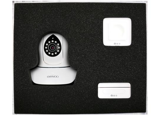 视频安防联动套装图片